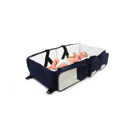 3 in 1 Baby Bag - Navy