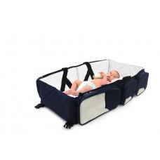 3 in 1 Baby Bag - Navy