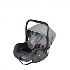 Boogie Black/Grey Car Seat 0+