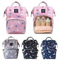 Unicorn Backpack/Nappy Bag