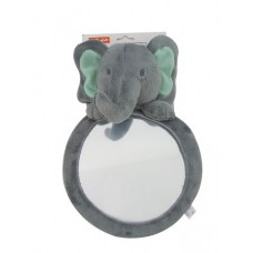 Rear-view Mirror - Elephant