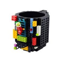 Building Brick Mug – BLACK