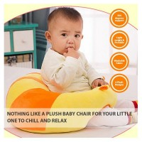 Plush Baby Chair – ASSORTED COLOURS