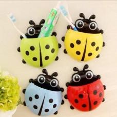 Toothbrush Holder Ladybug