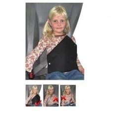 Secure a Kid Harness - Black