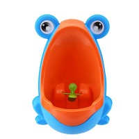 Easy Peesy Urinal - Froggy Blue