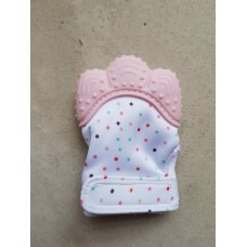 Teething Mittens - Assorted Colours