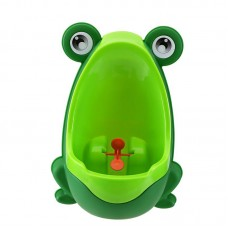 Easy Peesy Urinal - Froggy Green