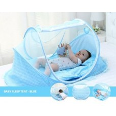 Baby Sleeping Tent LARGE – BLUE