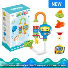 Bath Toy Diver Shower
