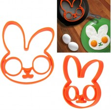 Silicone Rabbit Egg Mold