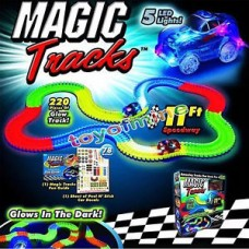 Magic Tracks 220pc – 1 Car