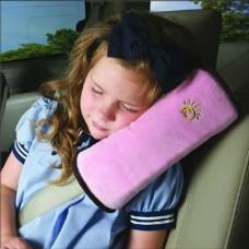 Seatbelt Pillow – PINK
