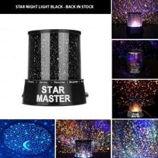 Star Light – Black