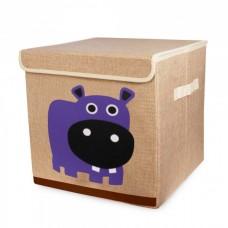 Storage Box – Animal Canvas Tidies