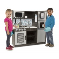 Melissa & Doug – Chef's Charcoal Kitchen
