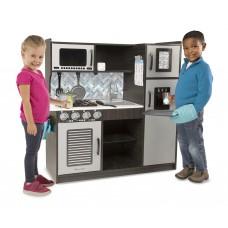 Melissa & Doug – Chef's Charcoal Kitchen