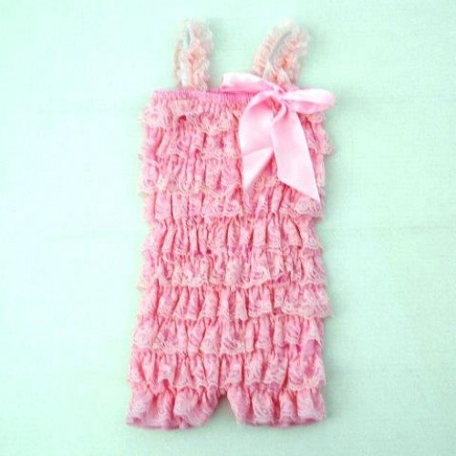 773676d719c Smitten Lace Romper – Pink