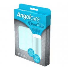 Angelcare - Dress Up Bin Sleeve - Grey Elephant
