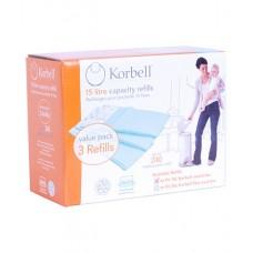 Korbell - 3 Pack Refill