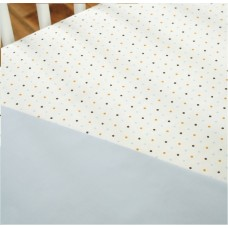 Fitted Sheet Set - Blue