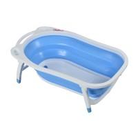 Folding Baby Bath - Blue