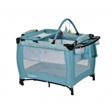 Siesta - Teal Leaf - Camp Cot