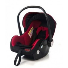 Boogie Black/Red - Car Seat