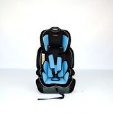 Aries Car Seat - Black/Blue