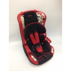 Phantom Black/Red - Car Seat 9-36kg