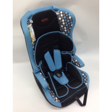 Phantom Black/Blue - Car Seat 9-36kg