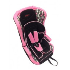 Phantom Black/Pink - Car Seat 9-36kg