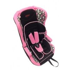 Phantom Black/Pink - Car Seat 9-36kg
