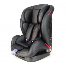 Racer PU Leather Black - Car Seat 9-36kg