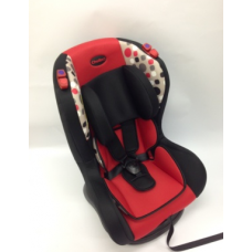 Veyron Delux Black/Red - Car Seat 0-25kg
