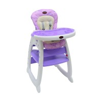 Angel 2 in 1 - High chair Purple