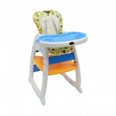 Angel 2 in 1 - High Chair Orange
