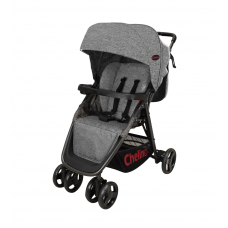 Boston Stroller - Grey