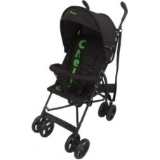 Clio Buggy - Black/Green