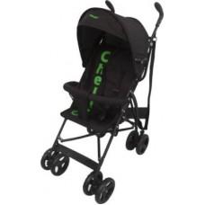 Clio Buggy - Black/Green
