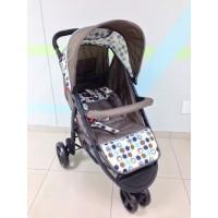 Coco Coco Dots - 3 Wheel Stroller