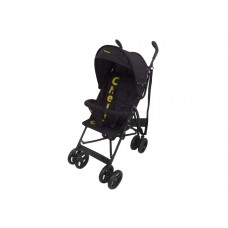 Clio 2 Position Buggy - Black/Yellow