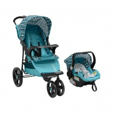 Apache Turquoise Circles - Travel System