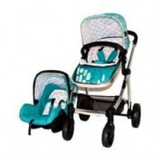 Galaxy Travel System - Green