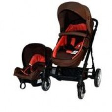 Ranger Travel System - Brown/Orange