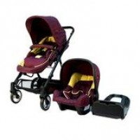 Ranger Travel System - Purple/Green
