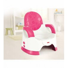 Fisher Price Custom Comfort Potty Pink