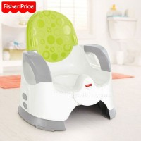 Fisher Price Custom Comfort Potty Green