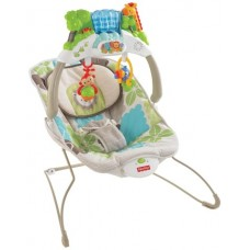 Fisher Price Deluxe Bouncer - Rainforest Friends