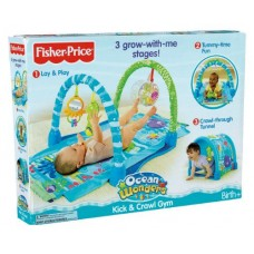 Fisher Price Kick 'n Crawl Gym